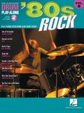'80s Rock: Drum Play-Along Volume 8 [With CD]