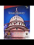Houghton Mifflin Harcourt Texas History Texas: Student Edition 2016