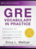 GRE Vocabulary in Practice