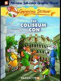 Geronimo Stilton Graphic Novels #3: The Coliseum Con