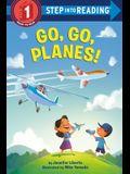 Go, Go, Planes!