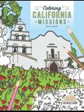 Coloring California Missions