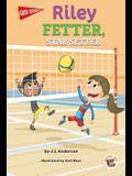 Good Sports Riley Fetter, Star Setter