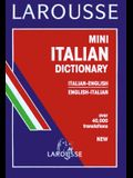Larousse Mini Italian/English Dictionary
