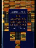 The Marvelous Arithmetics of Distance: Poems: 1987-1992