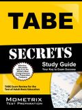 Tabe Secrets Study Guide: Tabe Exam Review for the Test of Adult Basic Education