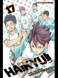 Haikyu!!, Vol. 17, Volume 17: Talent and Instinct