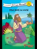 The Beginner's Bible Jesus Saves the World: My First