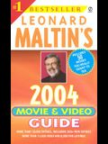 Leonard Maltin's Movie and Video Guide 2004 (Leonard Maltin's Movie Guide (Mass Market))
