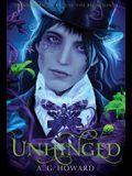 Unhinged (Splintered Series #2): Splintered Book Two