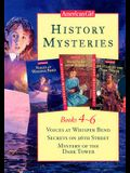 American Girl History Mysteries: Books 4-6 Voices at Whisper Bend/Secrets on 26th Street/Mystery of the Dark Tower