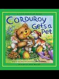Corduroy Gets a Pet