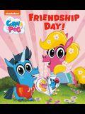 Friendship Day! (Corn & Peg)