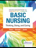 Davis Advantage Basic Nursing: Thinking, Doing, and Caring