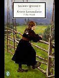 Kristin Lavransdatter, I: The Wreath
