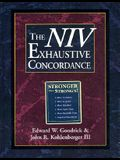 The NIV Exhaustive Concordance ( A Regency Reference Library Book)