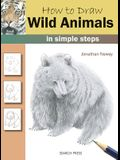 How to Draw: Wild Animals in Simple Steps