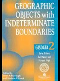 Geographic Objects with Indeterminate Boundaries