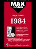 1984 (Maxnotes Literature Guides)