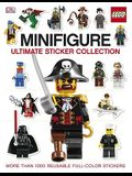 Ultimate Sticker Collection: Lego Minifigure [With Sticker(s)]