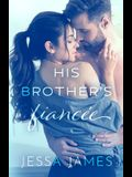 His Brother's Fiancée: Large Print