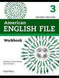 American English File Second Edition: Level 3 Workbook: With Ichecker