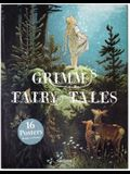 Grimms' Fairy Tales. Poster Set