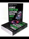 USMLE Step 2 Ck Lecture Notes 2022: 5-Book Set