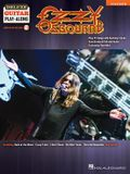 Ozzy Osbourne: Deluxe Guitar Play-Along Volume 8