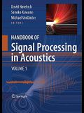 Handbook of Signal Processing in Acoustics, 2-Volume Set