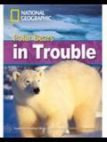 Polar Bears in Trouble + Book with Multi-ROM: Footprint Reading Library 2200