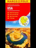 USA Marco Polo Map