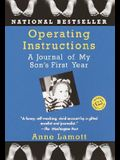 Operating Instructions: A Journal of My Son's First Year (Ballantine Reader's Circle)