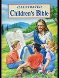 Illustrated Children's Bible: Popular Stories from the Old and New Testaments