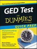 GED Test For Dummies, Quick Prep (For Dummies (Career/Education))