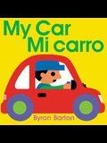 My Car/Mi Carro: Bilingual Spanish-English Children's Book