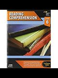 Reading Comprehension: Workbook Grade 6