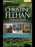 Christine Feehan 3-In-1 Collection: Wild Rain (#2), Burning Wild (#3), Wild Fire (#4)