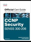 CCNP Security SENSS 300-206 Official Cert Guide (Certification Guide)
