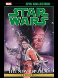 Star Wars Legends Epic Collection: The New Republic Vol. 3
