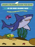Shark Coloring Book for Kids: A Fun and Unique Collection of Shark Coloring Pages