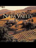 Hidden Napa Valley: 2006 Wall Calendar