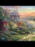 Thomas Kinkade Gardens of Grace with Scripture 2021 Wall Calendar
