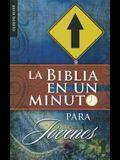 La Biblia en un Minuto: Para Jovenes = One Minute Bible: For Teens