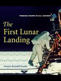 The First Lunar Landing