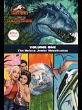 Camp Cretaceous, Volume One: The Deluxe Junior Novelization (Jurassic World: Camp Cretaceous)