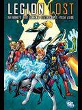 Legion Lost (Legion of Super-Heroes)