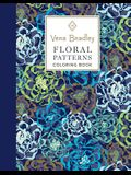 Vera Bradley Floral Patterns Coloring Book