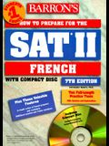 How to Prepare for SAT II--French (Barron's Sat Subject Test French)