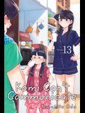 Komi Can't Communicate, Vol. 13, 13